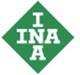 Логотип подшипников INA